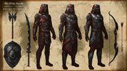 ESO shrouded Armor Concept Art