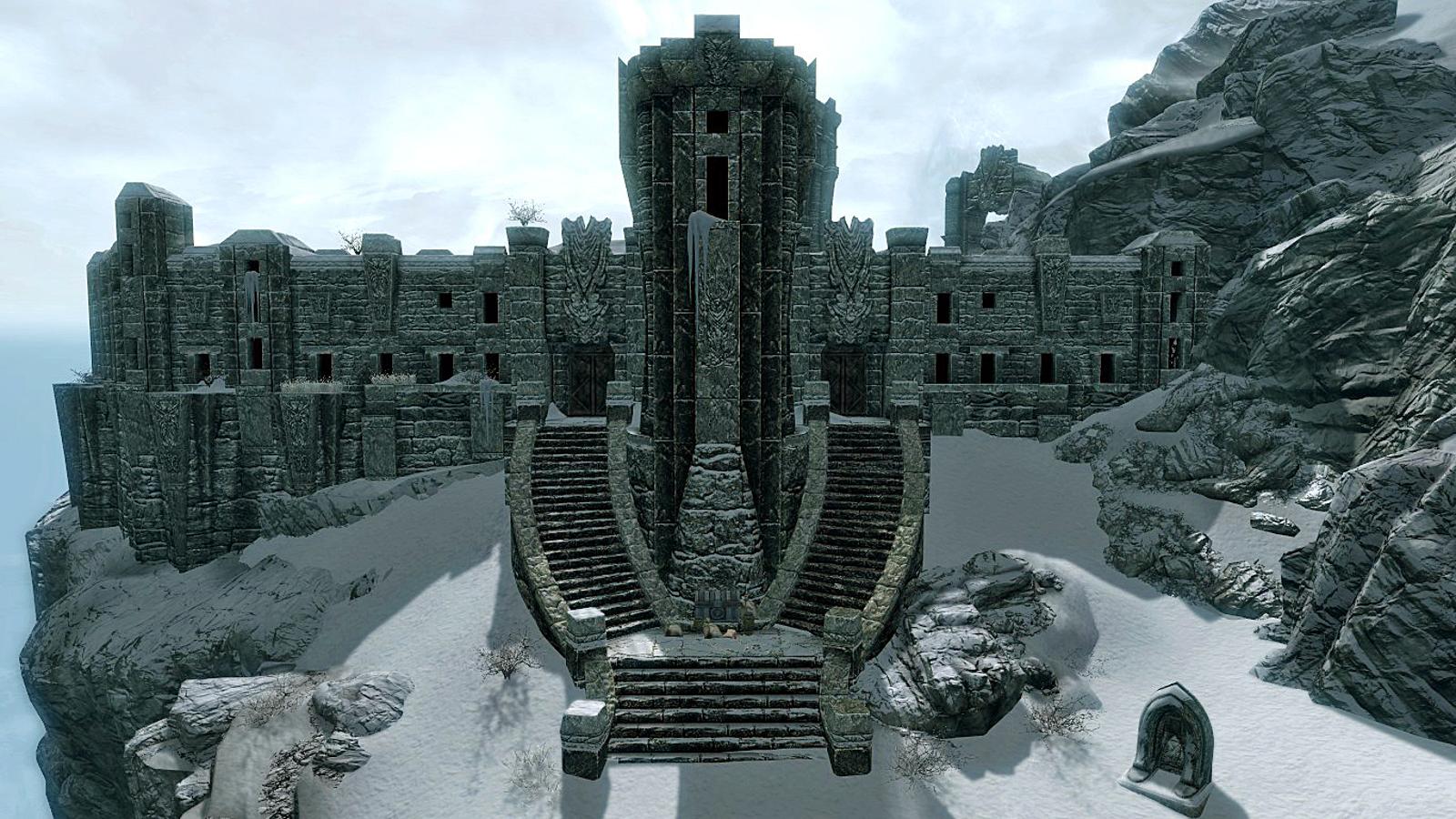 The Way of the Voice | Elder Scrolls | FANDOM powered by Wikia