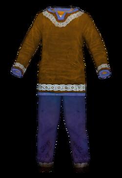 Boy's Yellow Tunic