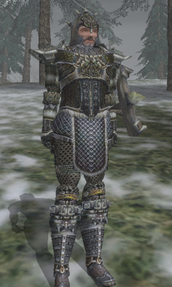 Nordic Mail Armor - Morrowind