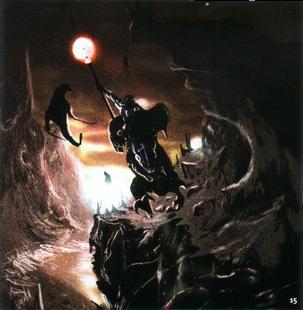 Skylamps near Dagoth-Ur