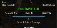 Rootsplitter