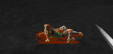 Daggerfall dead Zombie