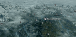 The Reach SC camp Map2