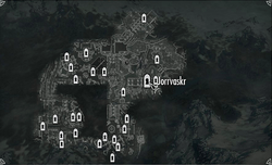 Jorrvaskr Skyrim MapLocation