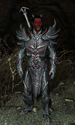 Dremora Lord Skyrim