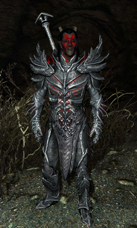 270 Cb Dremora Skyrim Elder Scrolls Fandom Powered By Wikia