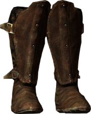 Imperial Light Boots