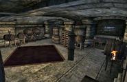 Battlehorn Castle Wine Cellar