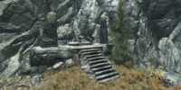 Shrine of Kynareth: Robber's Gorge Bluffs