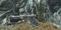 Shrine of Kynareth: Robber's Gorge Bluffs