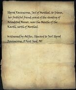Windstad Manor Charter Full
