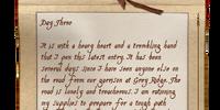 Akaviri Diary Translation
