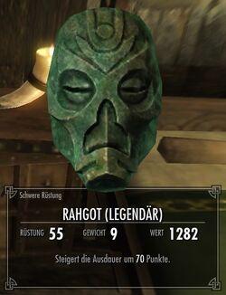 Rahgot Maske