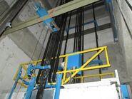 OTIS Gen2 traction belts