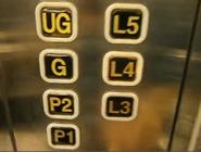 LG Floor Buttons 1996