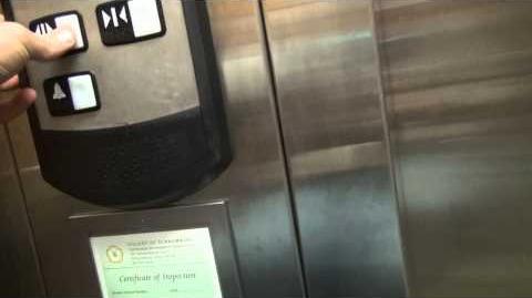 Schaumburg, IL Schindler Hydraulic Elevators in Whole Foods Market