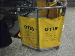 OTIS mobile fence JKT