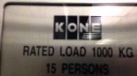 Kone Traction Elevator Rajavithi Hospital - Queen Sirikit National Institute of Child Health