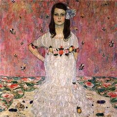 Portrait der Mäda Primavesi.