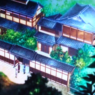 Anime wide-view of Maple House