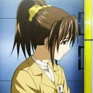 Kisaragi in Episode 1.