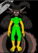 Omega Form (angry)