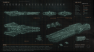 Farragut Fed. Battle Cruiser 1