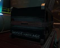 Woods-Haulage