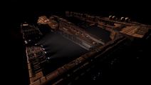 Farragut Capital Ship Dock