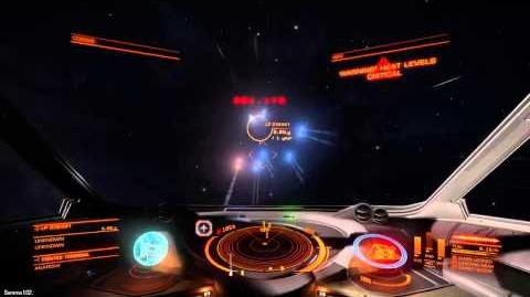 Elite Dangerous - Fleet Hyperlight Jump