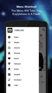 Emblem3 app screenshot 6