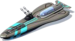 QTR Gunboat