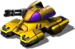 Blazing Doberman Tank I
