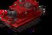 Red Tiger Tank