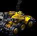 Blazing Hyena Tank III