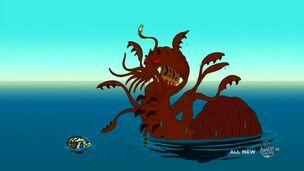Bloodthirsty Shrimp 351,120 AD