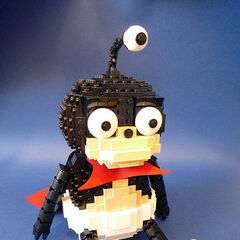 Lego Lord Nibbler