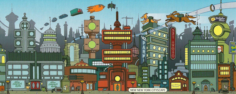 New New York Futurama Wiki FANDOM powered by Wikia
