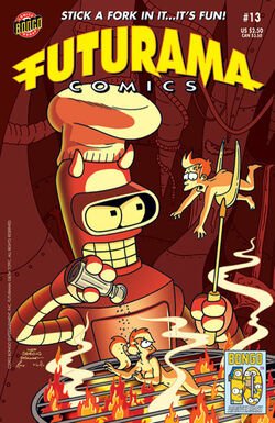Futurama-13-Cover