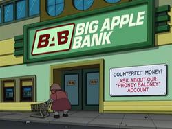 Big Apple Bank