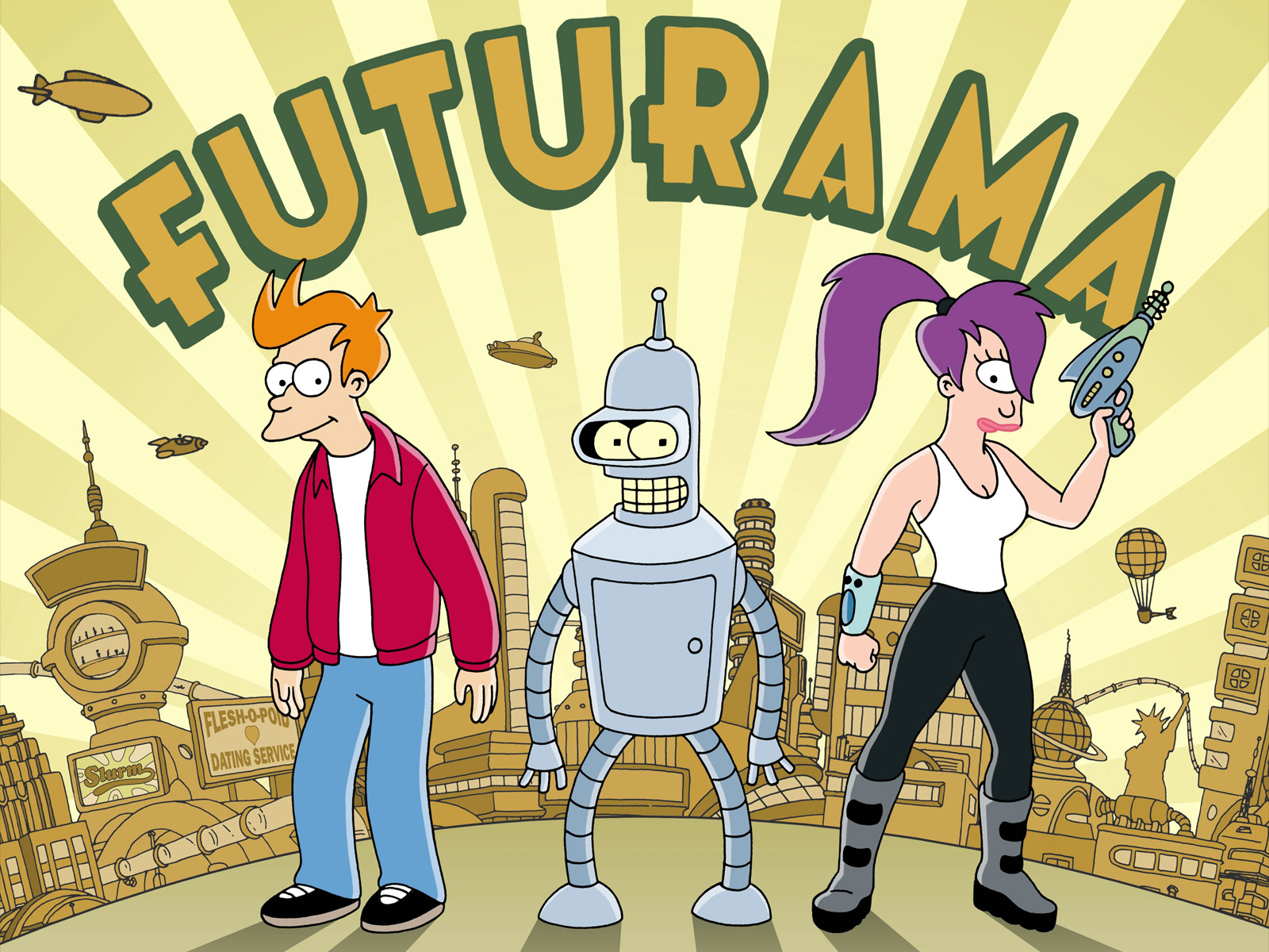 Image result for futurama