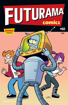 Futurama Comic 60
