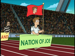 Nation of joe