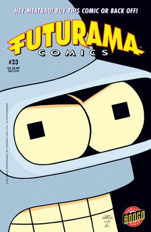 File:Futurama-23-Cover.jpg