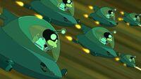Kitten class attack ships