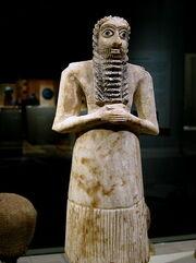 358px-mesopotamia male worshiper 2750-2600 b.c