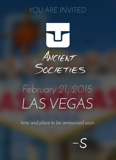 Vegasinvite