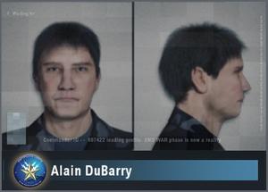 Alain DuBarry
