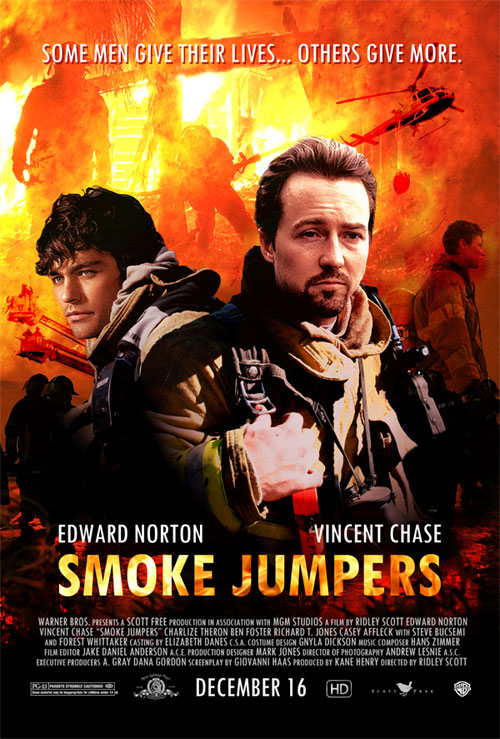 Smoke Jumper Movie